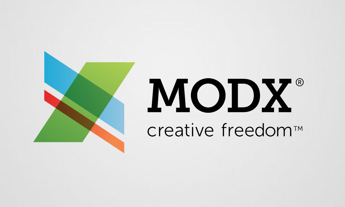 MODX - Система управление контентом