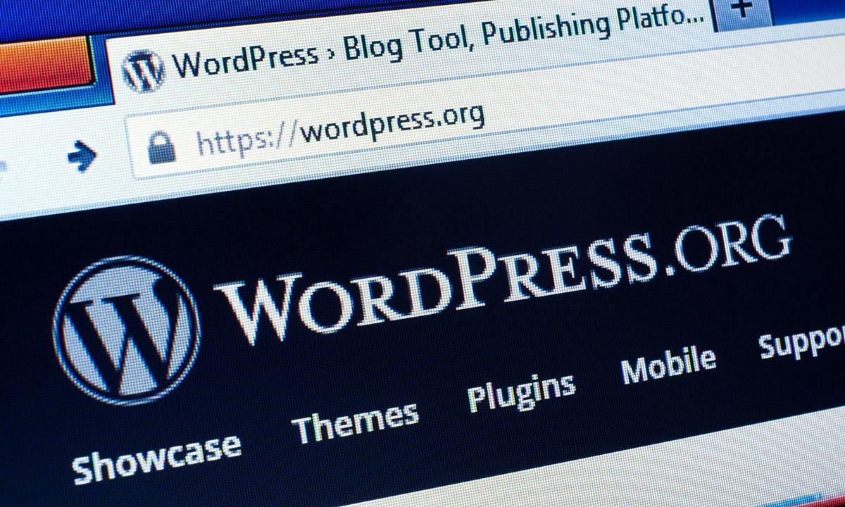 WordPress - Система управления сайтом