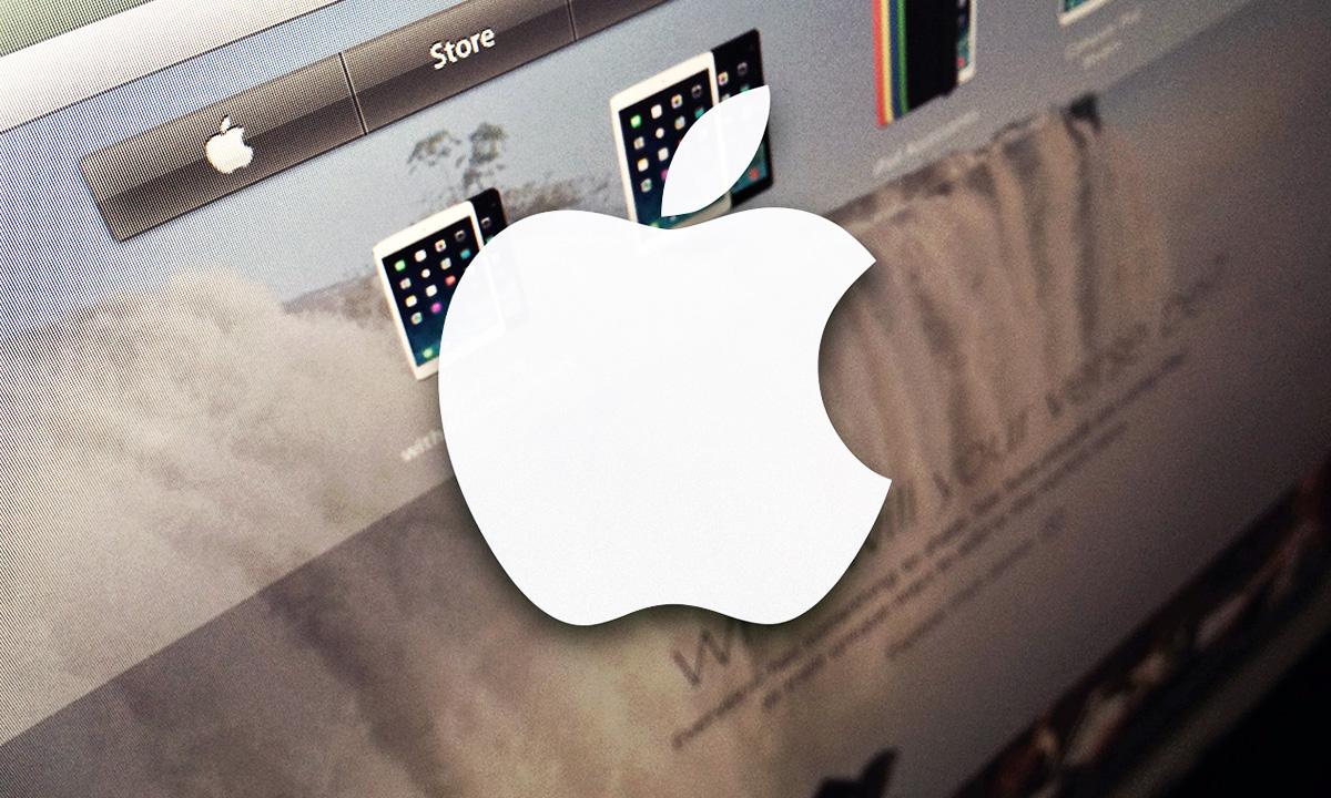 Как менялся сайт компании Apple за последние 20 лет